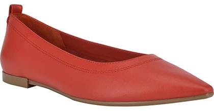 Calvin Klein Raya Pointed Toe Flat | 40plusstyle.com