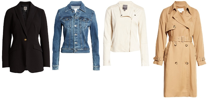 Jackets and coats to add to your classic clothing capsule   40plusstyle.com