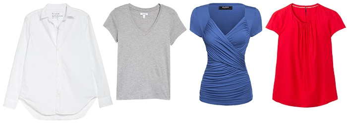 Tops with a classic look   40plusstyle.com