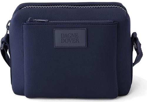 Dagne Dover Micah Water Resistant Neoprene Crossbody Bag   40plusstyle.com