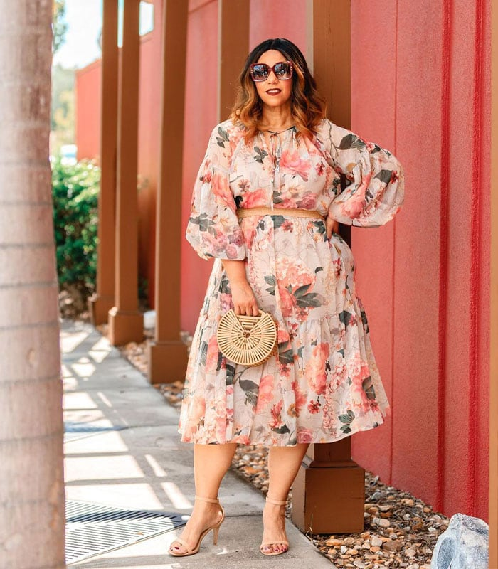 How to dress a pear shaped body | 40plusstyle.com