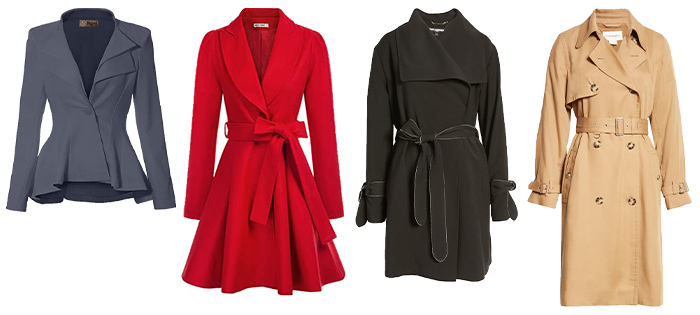 Jackets to wear for the hourglass body shape   40plusstyle.com