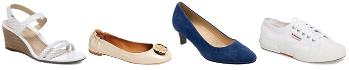 Shoes for the hourglass body shape   40plusstyle.com