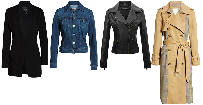 Coats inspired by Jennifer Aniston | 40plusstyle.com