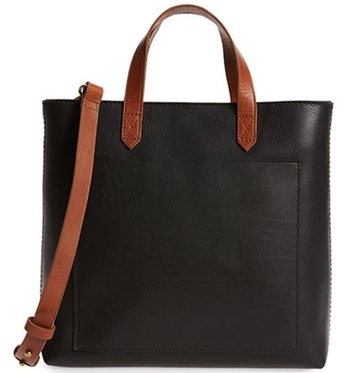 Madewell The Small Transport Crossbody Bag   40plusstyle.com