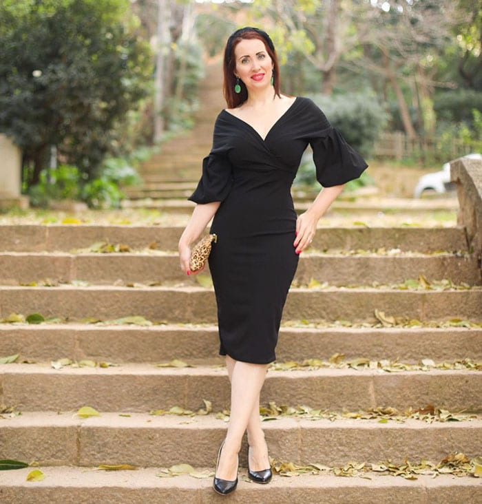 Accentuating your curves with good fitting clothing   40plusstyle.com