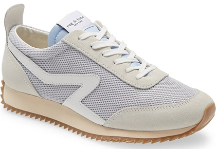 rag & bone Retro Runner Sneaker   40plusstyle.com