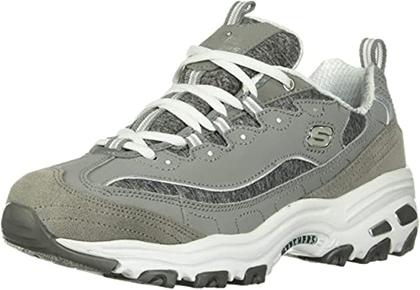Skechers D'Lites Memory Foam Lace-up Sneaker | 40plusstyle.com