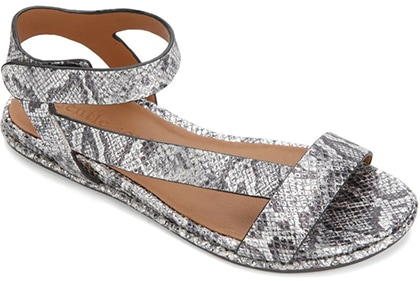 Gentle Souls by Kenneth Cole Lark Thong Sandal | 40plusstyle.com