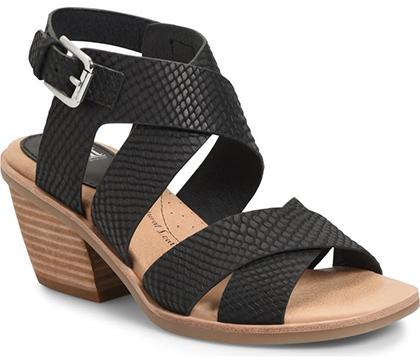 Söfft Pesha Ankle Strap Sandal   40plusstyle.com