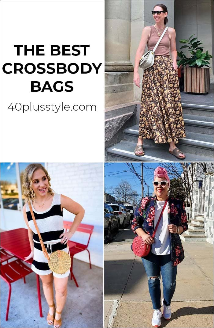 The best crossbody bags that are both practical and stylish   40plusstyle.com