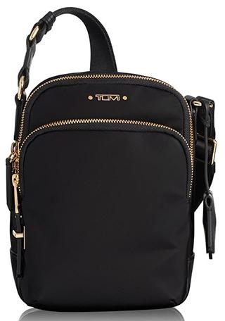 Tumi Voyageur Ruma Nylon Crossbody Bag   40plusstyle.com