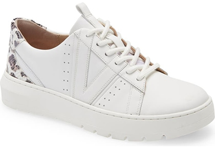 Vionic Simasa Sneaker | 40plusstyle.com