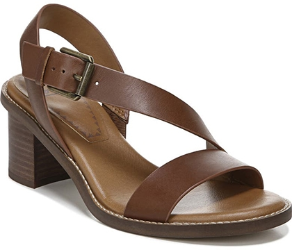 Zodiac block heel sandal | 40plusstyle.com