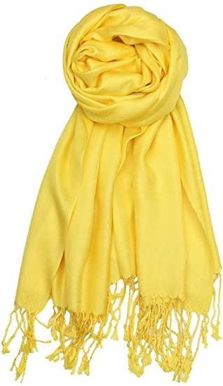 Achillea pashmina scarf | 40plusstyle.com