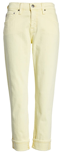 AG crop slim jeans   40plusstyle.com