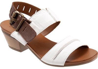 Bueno 'Reno' Slingback Sandal   40plusstyle.com