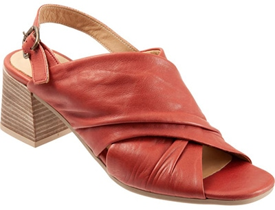 Bueno 'Eden' Sandal   40plusstyle.com