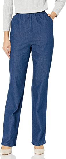 Chic Classic Collection pull-on pants   40plusstyle.com
