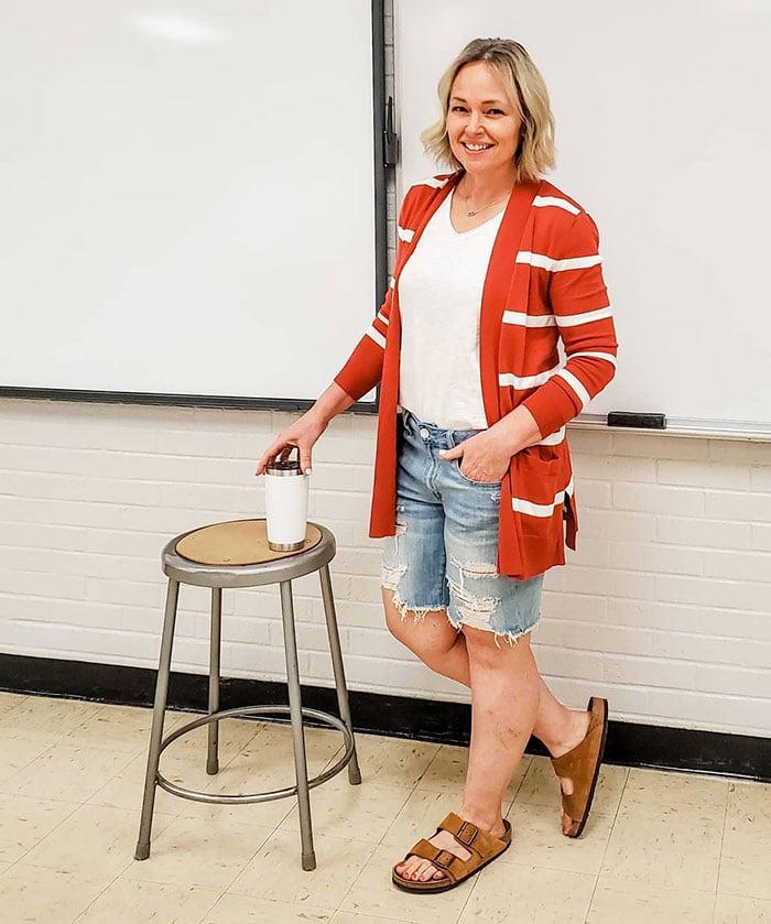 Best women's sandals - Jenny in Birkenstocks   40plusstyle.com