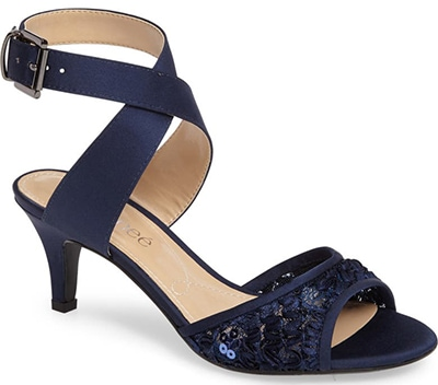 J. Reneé 'Soncino' Ankle Strap Sandal   40plusstyle.com