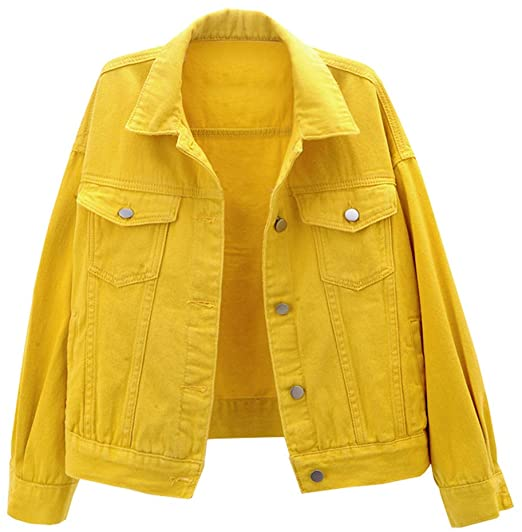 LifeShe denim jacket   40plusstyle.com
