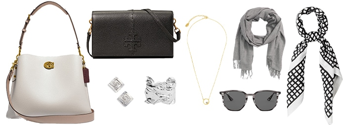 Accessories for the minimal style personality | 40plusstyle.com