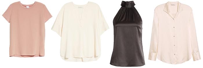 How to dress the hourglass body shape | 40plusstyle.com