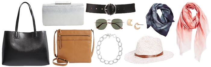 Casual summer accessories   40plusstyle.com