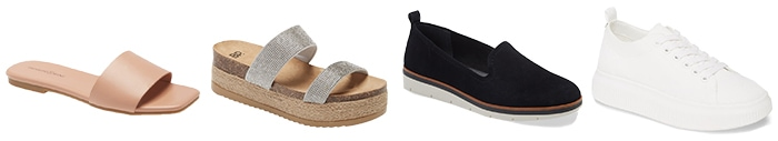 Casual summer shoes   40plusstyle.com