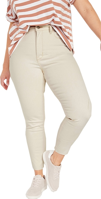 Jeans for tall women - Old Navy | 40plusstyle.com