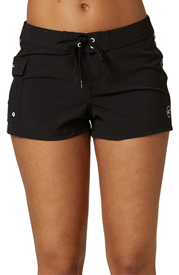 O'Neill Saltwater Solids 3-Inch Stretch Board Shorts   40plusstyle.com