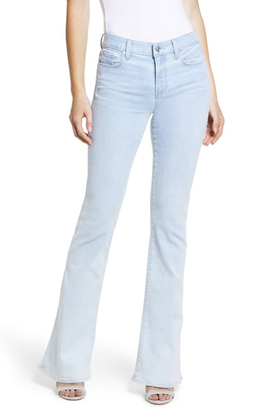 Jeans for tall women - Paige | 40plusstyle.com