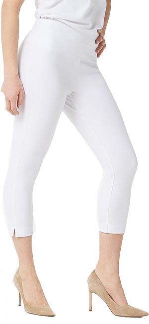 QVC tummy Control capri pants | 40plusstyle.com