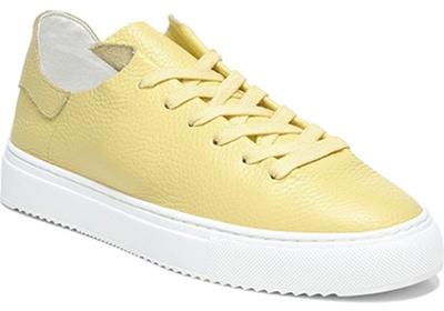 Sam Edelman leather sneaker   40plusstyle.com