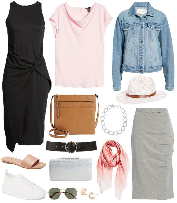 Casual summer outfits: 16 pieces of clothes to create countless outfits | 40plusstyle.com
