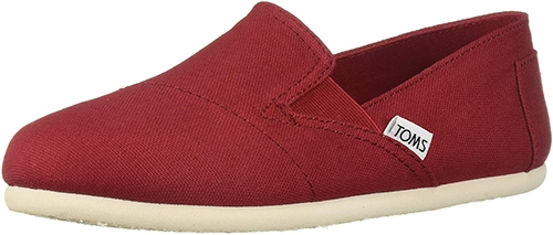 TOMS loafer flat | 40plusstyle.com
