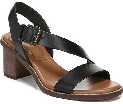 Zodiac 'Ivy' Block Heel Sandal   40plusstyle.com