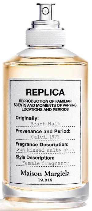 Maison Margiela Replica Beach Walk Eau de Toilette Fragrance | 40plusstyle.com