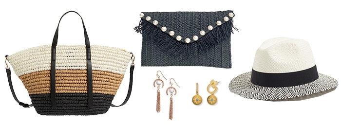 Accessories to go with your palazzo pants | 40plusstyle.com