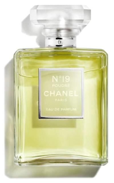 Summer fragrances - CHANEL N°19 Poudré Eau de Parfum Spray | 40plusstyle.com