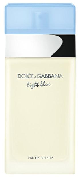 Summer perfumes - Dolce & Gabbana Light Blue Eau de Toilette | 40plusstyle.com