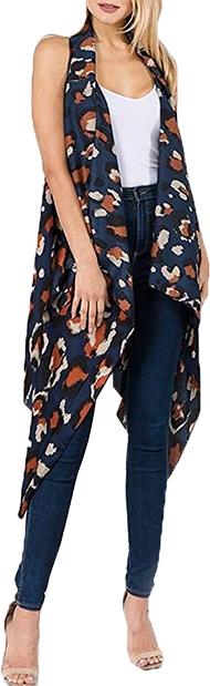 CCFW long scarf vest   40plusstyle.com