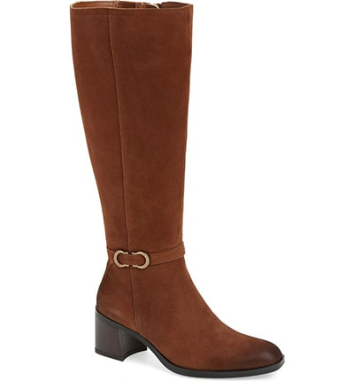 Naturalizer Sterling Knee High Boot | 40plusstyle.com