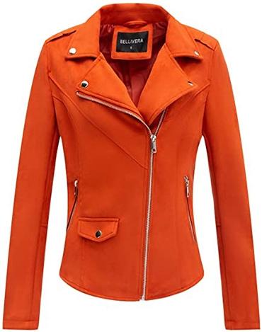 Bellivera faux suede jacket   40plusstyle.com