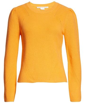 Veronica Beard sweater   40plusstyle.com