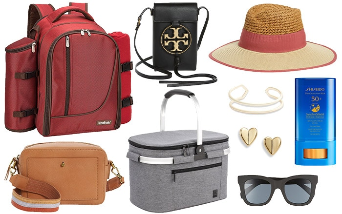 Accessories to wear to a picnic   40plusstyle.com