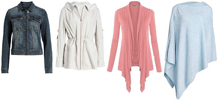 Tops and jackets to wear to a picnic   40plusstyle.com