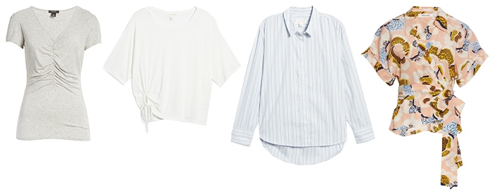Tops to wear to a picnic   40plusstyle.com