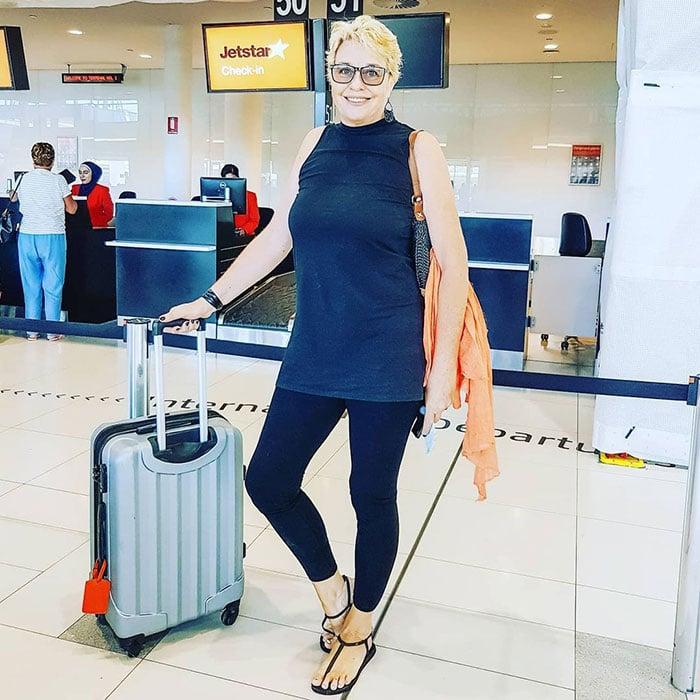 Travel clothes for women - leggings | 40plusstyle.com
